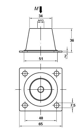 Fanflex Mc 6535 55 Hancock Industrial Ltd